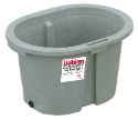 Behlen® Round-End Poly Stock Tanks - Coastal Ag Supply