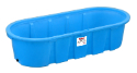 Behlen® Round-End Poly Stock Tank  - Coastal Ag Supply
