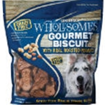 SPORTMiX® Wholesomes™ Gourmet Biscuit Treats with Real Roasted Peanuts