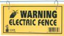 DARE Electric Fencing Warning Sign
