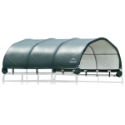 ShelterLogic® Corral Shelter - Coastal Ag Supply