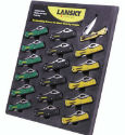 Lansky Lockback Knife Display