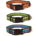 Valhoma® Reflective Quik-Fit Adjustable Collars - Coastal Ag supply
