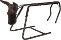 Mustang MFG Collapsible Roping Dummy Stand - Coastal Ag Supply