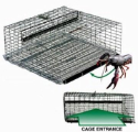 Pied Piper Crawfish Trap