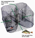 Pied Piper Cloverleaf Perch Trap 504