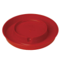 Gallon Size Screw on Plastic Waterer Base 750