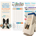 Durvet® Canine Health Records - Coastal Ag Supply