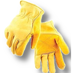 Golden Stag© Iron Fencer Cowhide 207 Gloves - Coastal Ag Supply