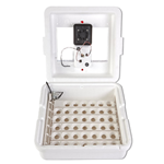 Little Giant® Deluxe Incubator with Egg Turner & Fan - Coastal Ag Supply