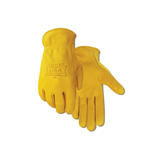 Golden Stag© Premium Gold Fit Cowhide Gloves - Coastal Ag Supply