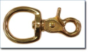 Round Eye Rein Swivel Snap