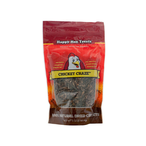 Happy Hen Treats® Cricket Craze