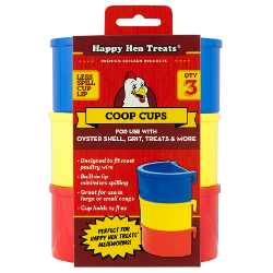 Happy Hen Treats® Coop Cups - Coastal Ag Supply
