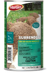 Martin's® Surrender® Fire Ant Killer