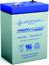 Power Sonic® Rechargeable Battery