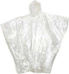 Boss® Sport Poncho with Hood