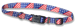 Stars & Stripes Adjustable Collar