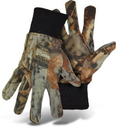 Boss® Advantage® Timber™ Jersey Glove with Dots - Coastal Ag Supply
