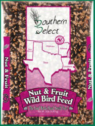 Southern Select Nut & Fruit Wild Bird Feed