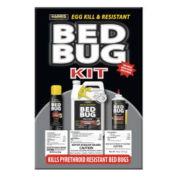 Harris Black Label Bed Bug Kit