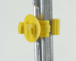 DARE Snug T-Post Insulator