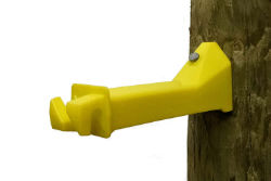 DARE Wood Post Insulator Extender - Coastal Ag Supply