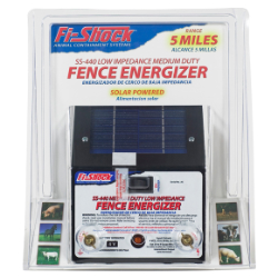Fi-Shock™ 10 Acre Solar Fence Charger SS-440