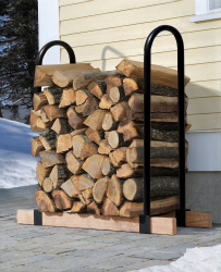 ShelterLogic® Firewood Rack