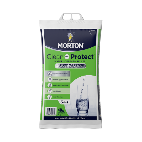 MORTON®  Clean and Protect™ Plus Rust Defense™