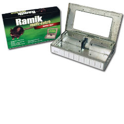 Ramik® Multi-Catch Mouse Trap