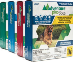 Adventure® Plus for Dogs