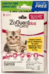 ZoGuard® Plus for Cats - Bonus pack