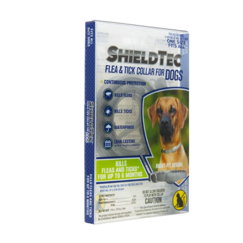 ShieldTec® Flea & Tick Collar for Dogs