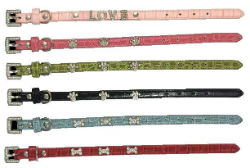 Valhoma Glitzy Pet Collars