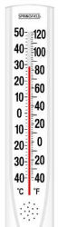 "Taylor Big & Bold 15"" Outdoor Tube Thermometer"