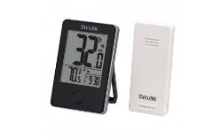 Taylor Wireless Digital Indoor/Outdoor Thermometer