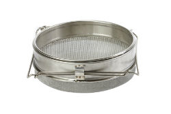 Little Giant® Stainless Steel Honey Strainer