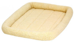 Miller Cream Fleece Pet Bed - Coastal Ag Supply