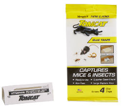 TOMCAT® Glue Traps - Coastal Ag Supply