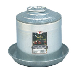 Little Giant™ Galvanized Fountain Waterers