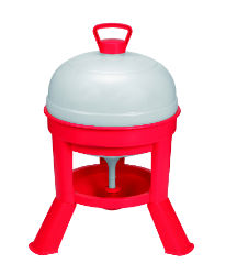 Little Giant® Plastic Dome Waterer - Coastal Ag Supply