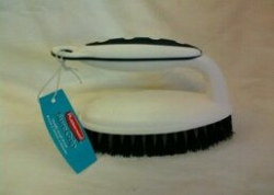 Rubbermaid® SureGrip™ Handle Scrub Brush G942-12