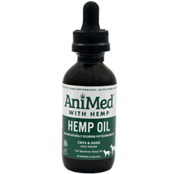 AniMed Hemp Oil Pure - Coastal Ag Supply
