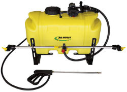ATV Boomless Spot Sprayer 25 Gallon