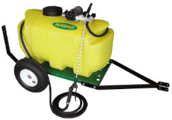 Trailer Spot Sprayer 25 Gallon
