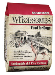 SPORTMIX® Wholesomes™ Chicken Meal & Rice 26/16