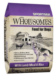 SPORTMIX® Wholesomes™ With Lamb Meal & Rice