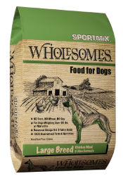 SPORTMIX® Wholesomes™ Large Breed Chicken Meal & Rice