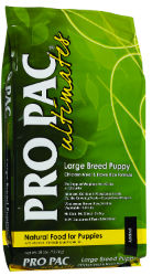PRO PAC® Ultimates™ Large Breed Puppy Chicken Meal & Brown Rice